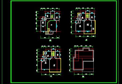 农村房子平面设计图纸 农村房子平面设计 农村房子设计图纸