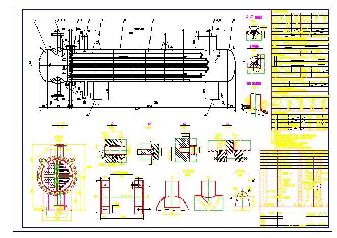 换热器样图-工业建筑电气-中国图纸交易网