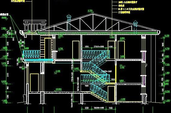 别墅图纸-房屋设计图-中国图纸交易网