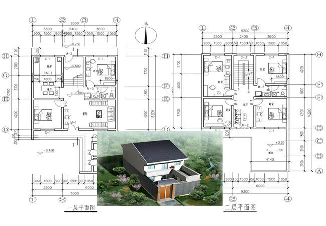 建筑設計_房屋設計圖_房屋裝修