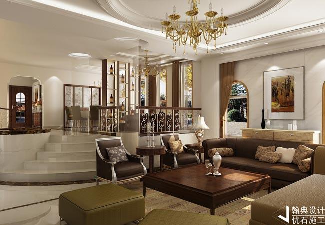 别墅室内装修施工图效果图-房屋装修-中国图纸交易网