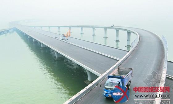 海湾大桥全部施工6月20日前结束 6月30日将通车