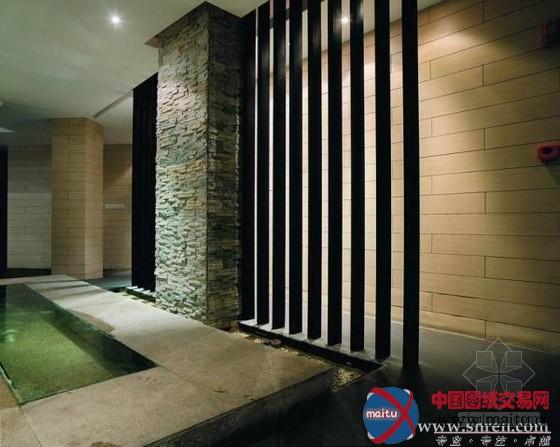 禅意空间:光影餐厅-室内设计-中国图纸交易网