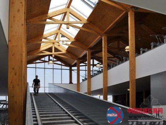 architects设计自行车停车场