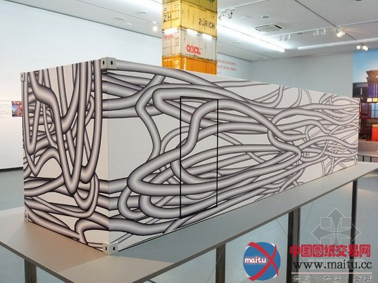 德国举办集装箱建筑展-建筑设计-中国图纸交易网