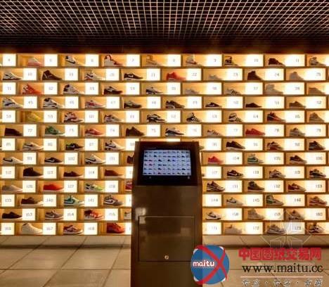 悉尼运动鞋线束图纸cad店铺图片