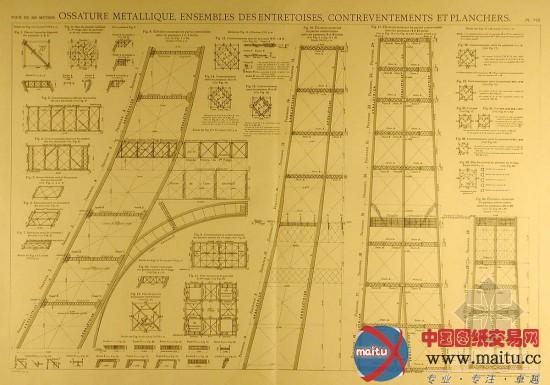 埃菲尔铁塔(法语:La Tour Eiffel;英语:Eiffel Tower)镂空布局铁塔,高300米,天线高24米,总高324米。建成于1889年4月25日,位于法国巴黎战神广场。埃菲尔铁塔得名于计划它的桥梁工程师居斯塔夫埃菲尔。铁塔计划别致奇特,是天下修建史上的技术佳构,因此成为法国和巴黎的一个首要景点和凸起标记。被法国人爱称为女强人。 1889年,法国大年夜革命100周年,巴黎举行了大年夜型国际博览会以示庆贺。博览会上最惹人注视标展品便是埃菲尔铁塔。它成为当时囊括天下的财产革命的意味。 埃菲