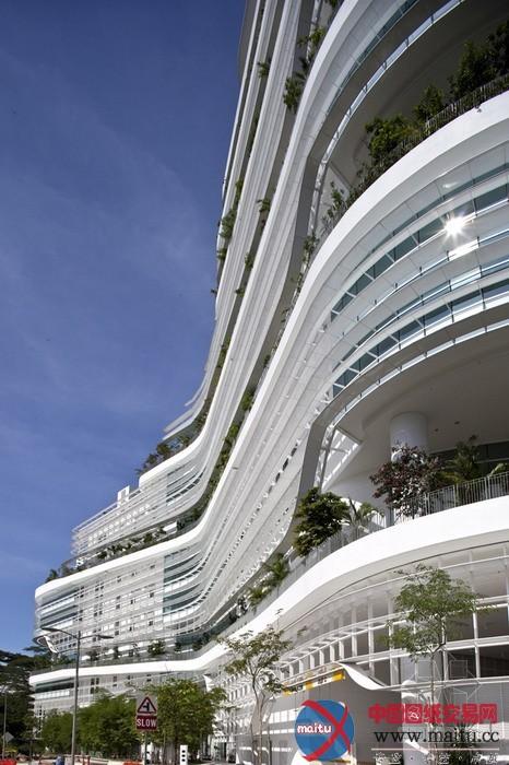 Hamzah&;yeang sdn bhd设计的新加坡solaris 项目