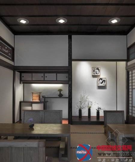 台湾禅意室内空间-室内设计-中国图纸交易网