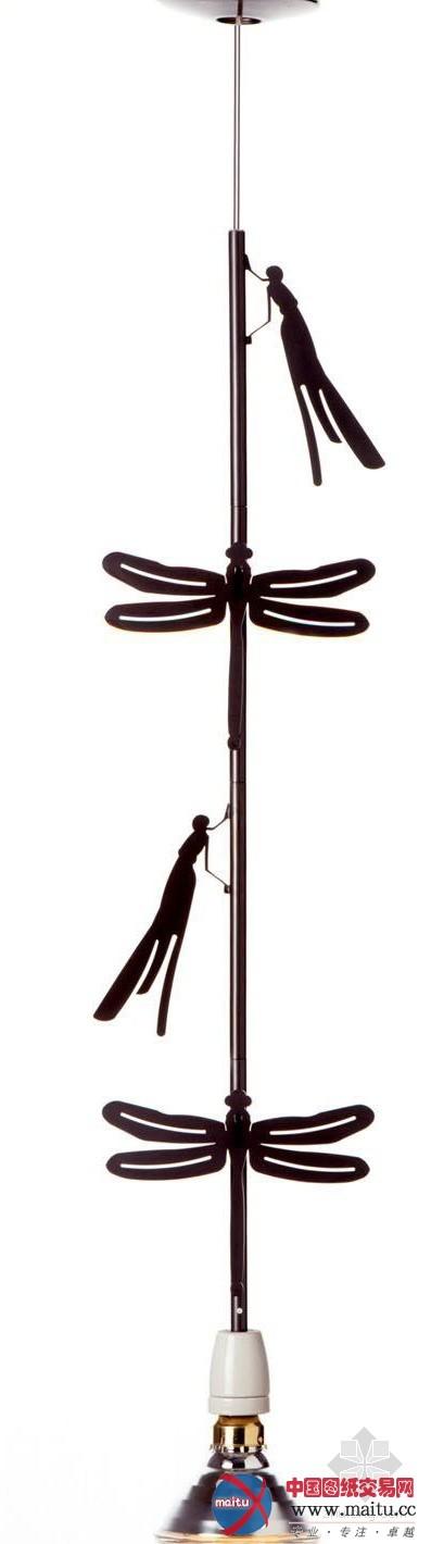 [以色列] 让•阿瑞得,眼镜蛇灯,2006年