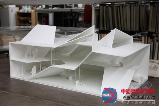 标准营造设计的家具概念展-建筑设计-中国图纸交易网