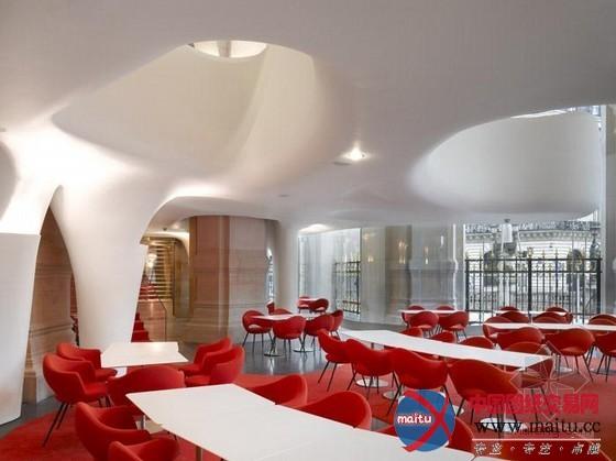巴黎卡尼尔歌剧院餐厅-室内设计-中国图纸交易网
