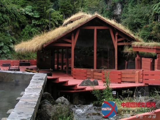 智利几何温泉公园设计-建筑设计-中国图纸交易网