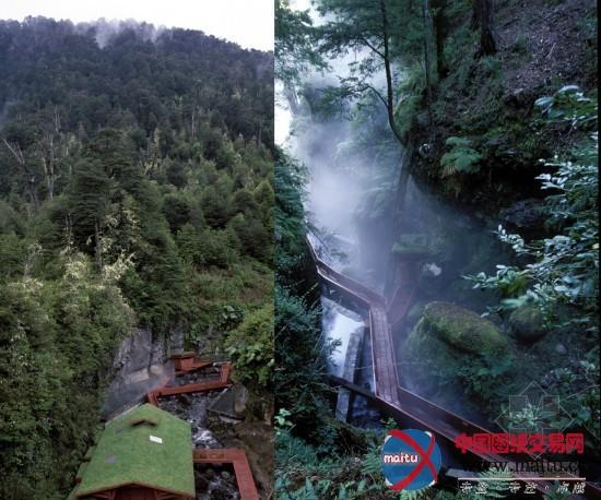 智利几何温泉公园设计