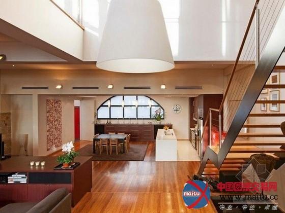 旧仓库改造住宅-室内设计-中国图纸交易网