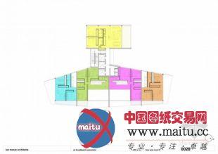 澳大利亚高层住宅设计 建筑设计 中国图纸交易网