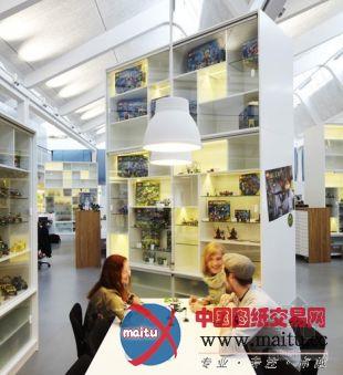 丹麦乐高办公室-室内设计-中国图纸交易网