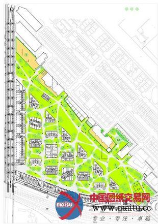 landlab设计阿姆斯特丹居住区公园