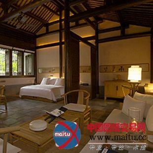 江南特色 杭州安缦法云酒店室内设计