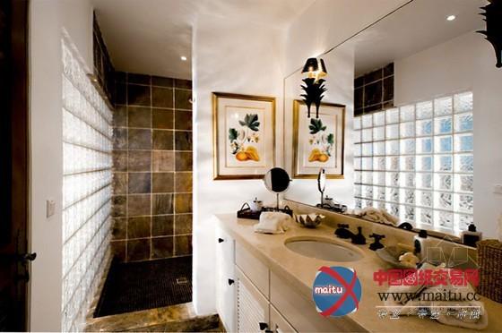 摩洛哥当代色彩艺术海边度假别墅设计-室内设计-中国