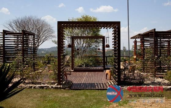 南美风格的乡村庄园设计