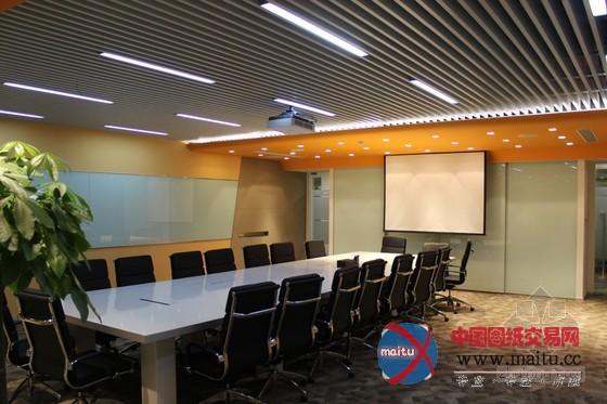 北京奇虎360总部办公室装修设计
