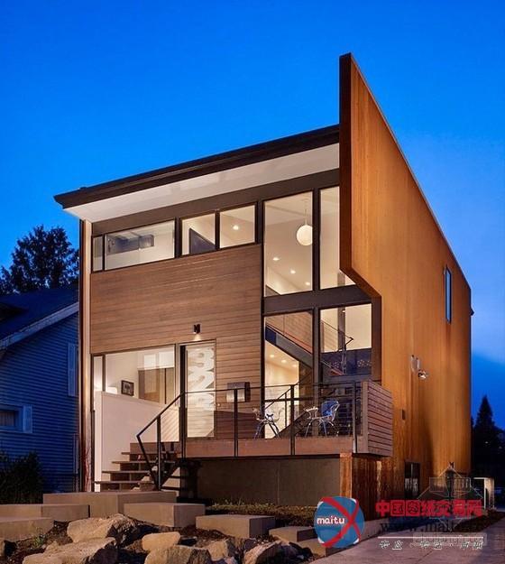 西雅图现代家居住宅设计