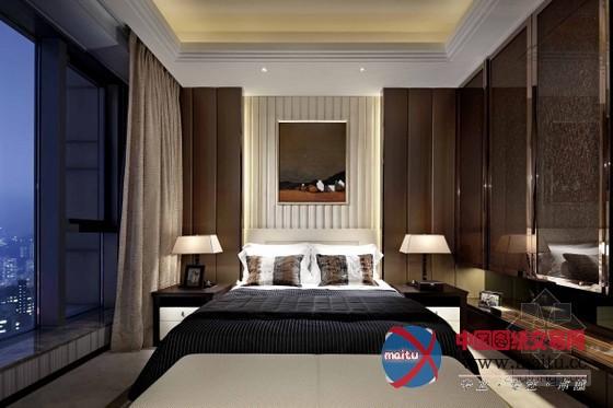 香港梁志天天汇样板房装修设计