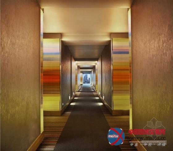 宾馆床头柜电路接线图
