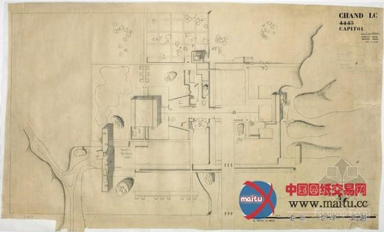 纽约现代艺术博物馆将展出勒61柯布西耶的作品图册