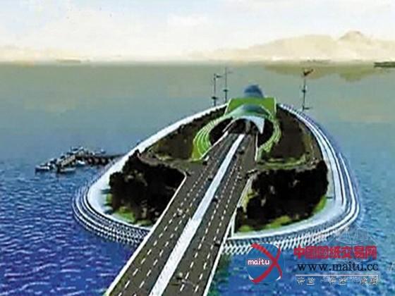 港珠澳大桥最大沉管隧道外海深水安装