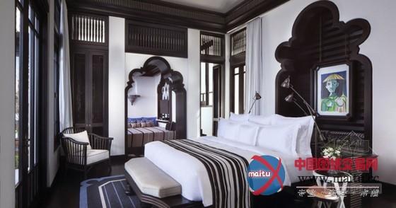 越南洲际岘港阳光半岛度假酒店 颠覆东南亚酒店格局
