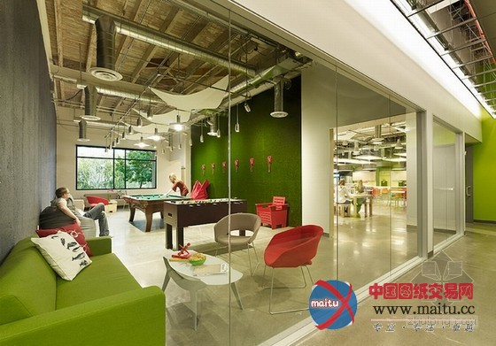 办公室-室内设计