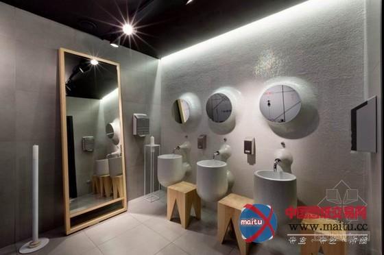创意独特!乌克兰基辅odessa餐厅设计-室内设计-中国