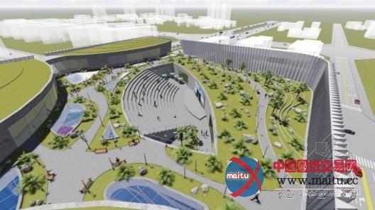 同濟大學:昆明西南國際民族文化藝術中心