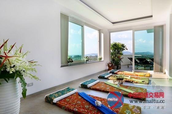 巧妙用心的泰国普吉岛现代别墅设计-室内设计-中国
