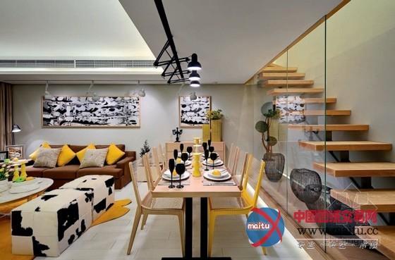 世欧澜山家居样板房-室内设计