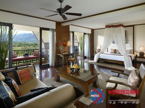 泰国清莱安纳塔拉金三角度假村