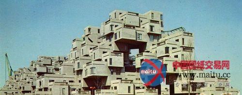 挑战人类想象力 世界最奇特建筑结构设计汇总