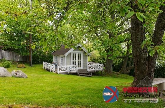 风景如画的瑞典纯美住宅设计