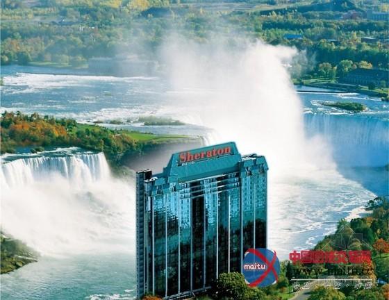 加拿大尼亚加拉喜来登瀑布酒店设计 极具现代气息