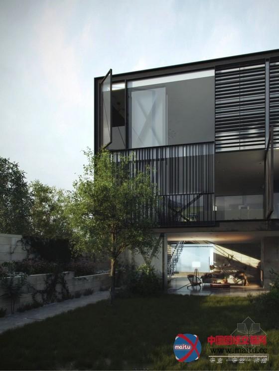 摘要: 这套玻璃盒家居时尚的设计给人其勾当性和创作发现性。概念化的建筑让房子闪现一个悬臂立方布局与室外的客堂和饭厅相连络的一个设法。一个中空的腔的悬臂立方体活动导致最高程度的大年夜型金属楼梯中间。玻璃被遍及利用在设计的同时放置百叶窗应当把隐私当需要。诠释了大年夜量的色彩为蓝色的橱柜,在立方布局的第一级抢风头的橙色和绿色的坐位。顶层港口平易近营区,包含舒适的卧室和现代浴室。木材和石头连络雄辩的玻璃画一幅可爱。 关头词: 室第设计 时尚室第 现代室第  现代时尚室第设计  现代时尚室第设计  现代时尚室第设计