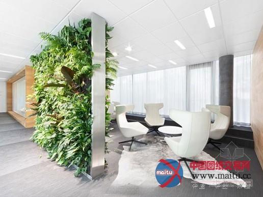 极具现代气息的办公室设计-室内设计-中国图纸交易网