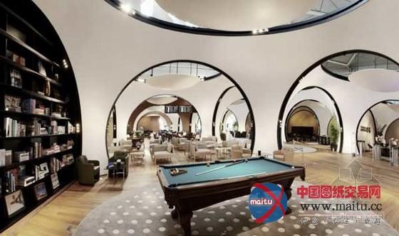 土耳其现代机场贵宾室设计 设计感十足-室内设计-中国
