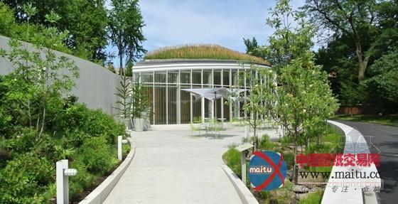 和园艺设计,为第一款bbg高机能植物园展览项目,供给了新的讲授案例.