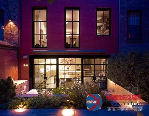 布鲁克林豪华别墅设计 现代城市的梦想家园
