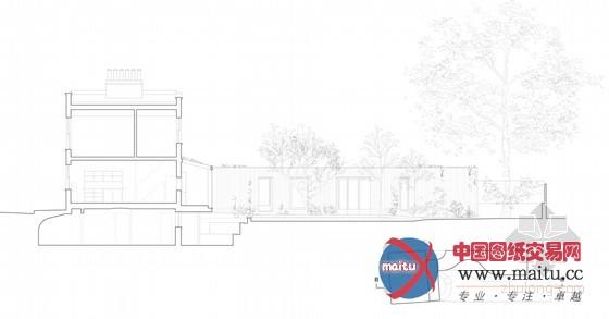 6a工作室设计的伦敦树木住宅