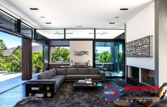 经典现代住宅设计 功能与美观体现到极致图片