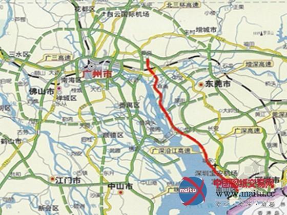 沿江高速公路深圳
