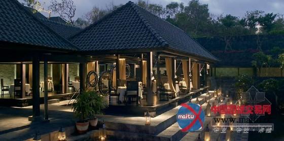 巴厘岛宝格丽度假酒店设计 无与伦比的印度洋美景